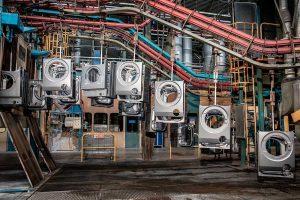 Servizio fotografico industriale per ElettroLux 001