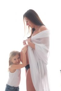 Ritratti maternità Verona